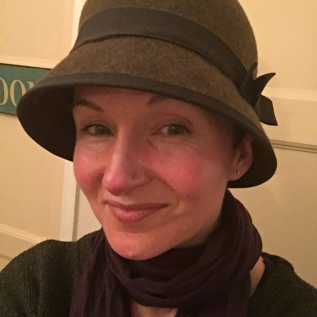 """""""Absolutely love my new hat from Isabella Josie Millinery. I wanted a felt cloche to replace a vintage one I had when I was younger, this one couldn't be more perfect. I can't wait to commission hats for my daughters"""" Mrs G.M."""