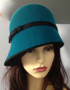 """""""Thank you for my beautiful hat, how refreshing to have a professional service with the personal touch, would definitely recommend to family and friends."""" Mrs L.N."""