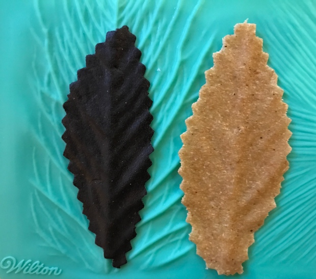 finest art and black art worbla leaves