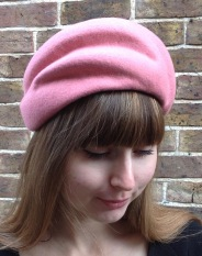 French Style Wool Felt Vintage Style Hat