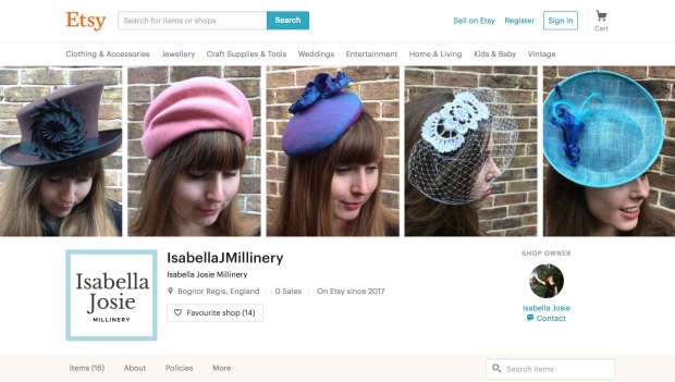 www.etsy.com/uk/shop/IsabellaJMillinery