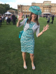 Bespoke order for Queen's Garden Party at Buckingham Palace
