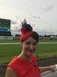 """I got so many compliments about my cocktail hat and it was lovely knowing no-one would be wearing the same thing. I would highly recommend Bella and I will definitely be contacting her to make me another wonderful creation."""