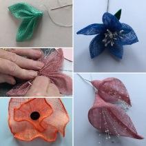 Isabella Josie Millinery Flower Making Workshop