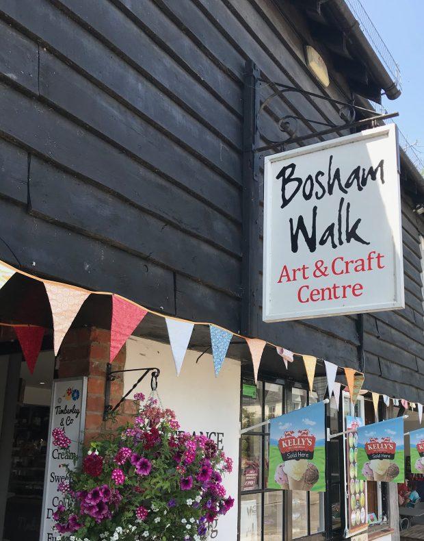 Bosham Walk - Hat Shop Isabella Josie Millinery